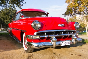 Chevrolet Bel Air 1954, Cod 531
